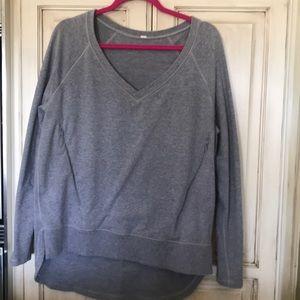 Lululemon Oversized sweatshirt